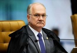 Fachin autoriza cancelamento do julgamento de Lula no STJ