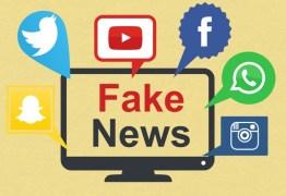 Homem presta depoimento à Polícia Civil após espalhar notícias falsas