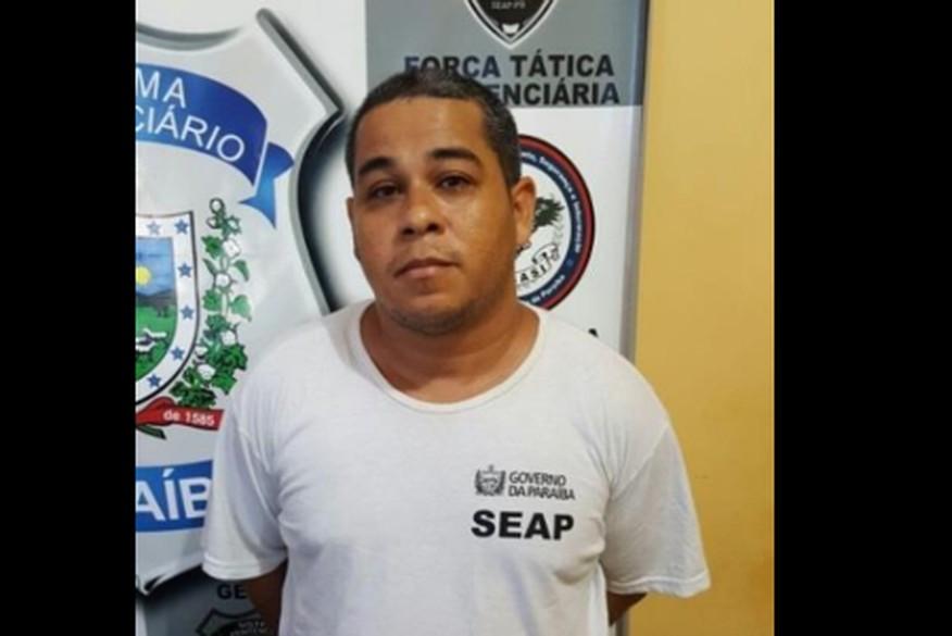 fatoka - FORA DE CIRCULAÇÃO: Polícias Federal e Militar prendem líder da OKAIDA que estava foragido do PB1