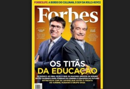 Empresário nascido no Sertão da PB, estampa capa da revista Forbes