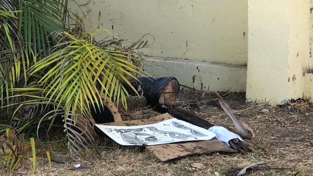 homicidio no lyceu zuila david - Homem é encontrado morto no colégio Lyceu Paraibano