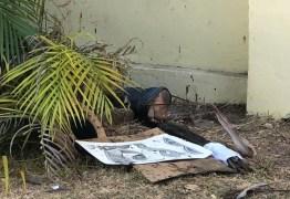 Homem é encontrado morto no colégio Lyceu Paraibano