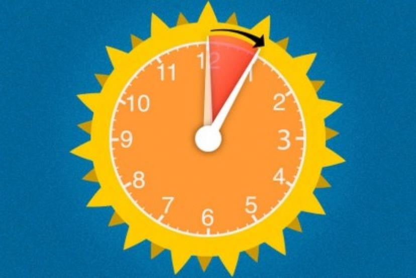 horário de verão - É HOJE: horário de verão termina a meia-noite deste sábado