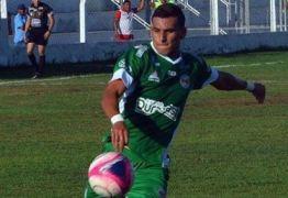 Botafogo-PB acerta contratação de atacante que havia sido anunciado pelo Serrano