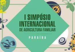 Agricultura familiar será tema de simpósio internacional em João Pessoa