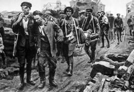 100 anos da primeira guerra: Ouça o momento em que as armas silenciaram