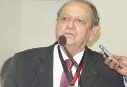 LUTO: Morre Jader Pimentel, ex-prefeito da cidade de Guarabira