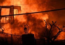 Incêndio na Califórnia tira de casa famosos como Lady Gaga, Kim Kardashian e Guillermo del Toro