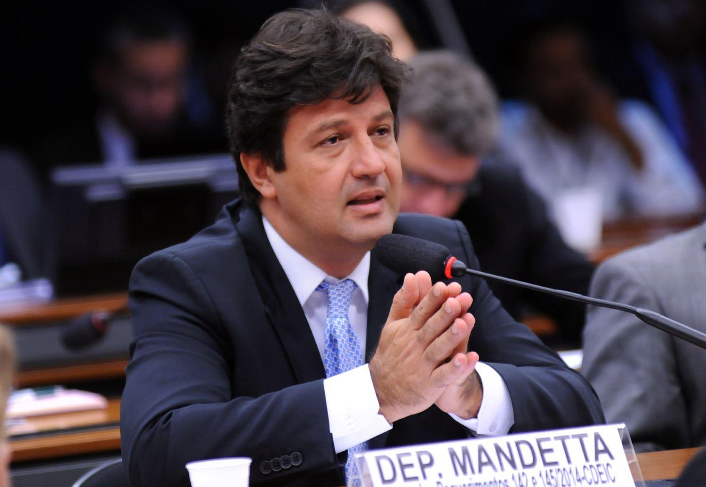mandetta - Novo ministro da Saúde diz que atuação de médicos cubanos no Brasil parecia convênio entre Cuba e o PT