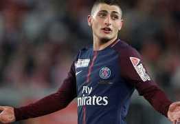 Marco Verratti, do PSG, é preso em Paris por dirigir bêbado