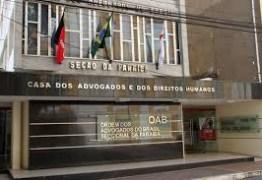 Eleição na OAB-PB: Paulo Maia precisa explicar falta de transparência e má gestão na OAB-PB ao invés de fugir do tema