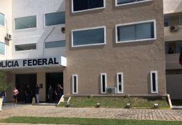 Polícia Federal cumpre mandados em desdobramento da Operação Lava-Jato, na Paraíba