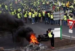 Protestos contra aumento de combustíveis deixam um morto e dezenas de feridos