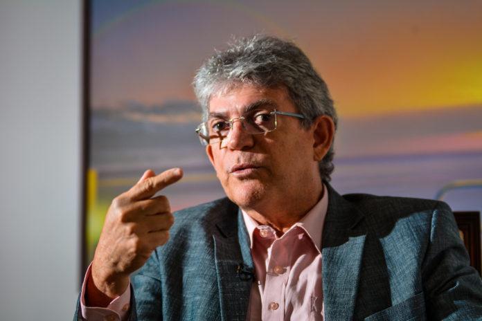 ricardo coutinho anuncia dia 6 se deixa o governo da pb - Ricardo Coutinho é cotado para presidir PSB na Paraíba