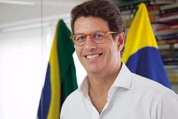 ricardo sales - Ministério do Meio Ambiente volta atrás e anuncia participação na Semana do Clima em Salvador