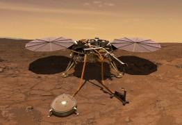 Sonda da NASA inicia procedimento para pousar em Marte: ASSISTA