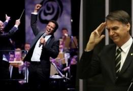 JEAN WILLIAM OU JEAN WYLLYS? Nome de tenor brasileiro foi vetado em festa para não desagradar Bolsonaro