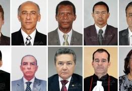 Dez desembargadores se inscreveram para o cargo de presidente do Tribunal de Justiça da Paraíba