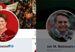 Twitter o porta-voz dos políticos: A ferramenta é usada por políticos para fazer declarações não oficiais e firmar posicionamentos para seguidores