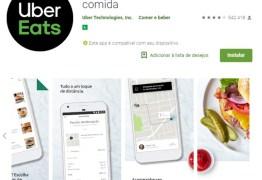 Uber Eats chega a João Pessoa para entrega de comida em casa
