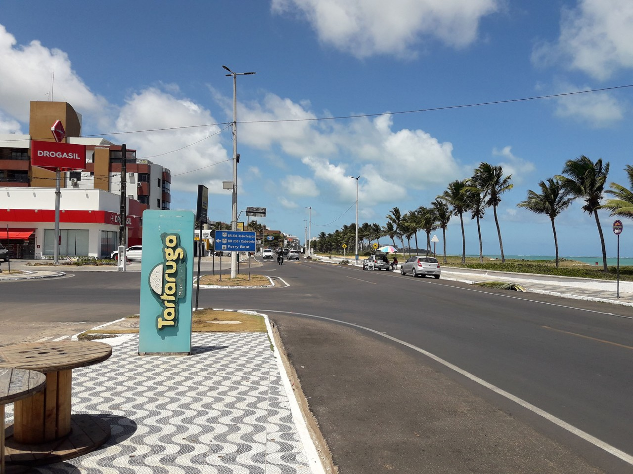 via intermares 5 - Governador Ricardo Coutinho entrega obras da PB 004 e Via Litorânea de Cabedelo, nesta segunda-feira