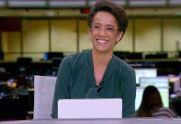VEJA VÍDEO: Zileide Silva se enrola durante Jornal Hoje e acaba dando notícia antes da hora