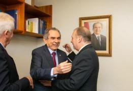 Raimundo Lira é homenageado pela Comissão de Assuntos Econômicos do Senado Federal