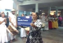 HOMENAGENS: Praça do Centro de Educação da UFPB terá nome de Marielle Franco