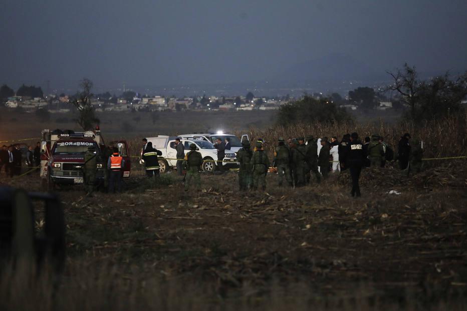 1545710032316 - Governadora e Senador morrem em acidente de helicóptero por 'falha não especificada'