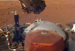 Missão da Nasa em Marte capta áudio do vento no planeta; ouça