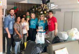 SOLIDARIEDADE: Campanha das rádios do grupo Henrique de Comunicação arrecada alimentos para o Laureano e ONGs