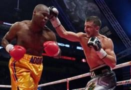 Lutador entra em coma após perder luta – Veja Vídeo