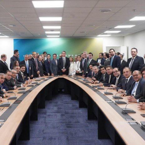 A3E9F8A9 874E 4D0B BA04 1BC093A0DDEA 465x465 - Deputada eleita Edna Henrique participa de encontro com PSDB em Brasília