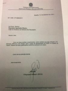 Aguinaldo Ribeiro documento 225x300 - Geap articula mudança para evitar nomeações de Bolsonaro para conselho