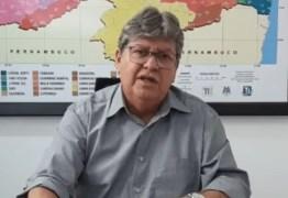 VEJA VÍDEO: João anuncia últimos nomes para as secretarias e promete mudanças na segurança pública
