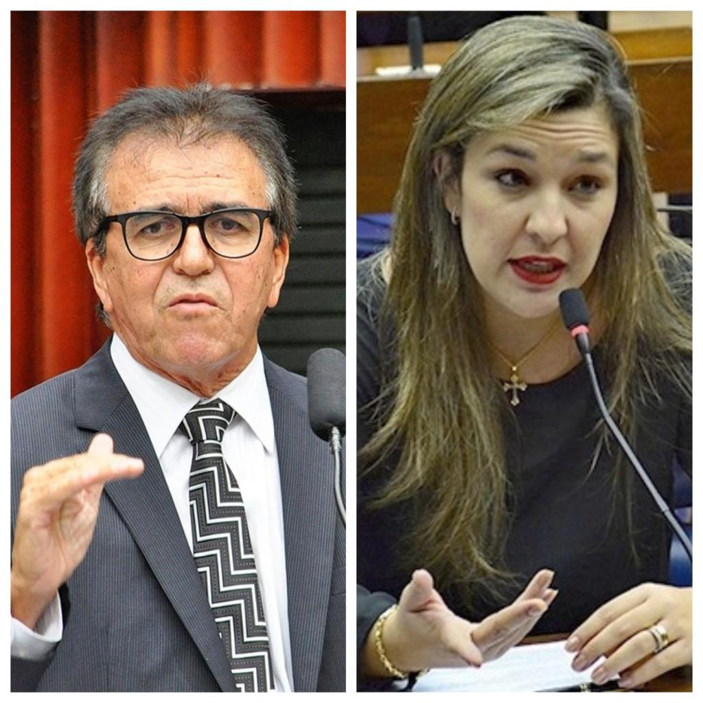 BUBA E CAMILA - AVALIAÇÃO DO SECRETARIADO: Buba Germano elogia equipe de João Azevedo; na oposição, Camila Toscano vê exagero na 'continuidade'