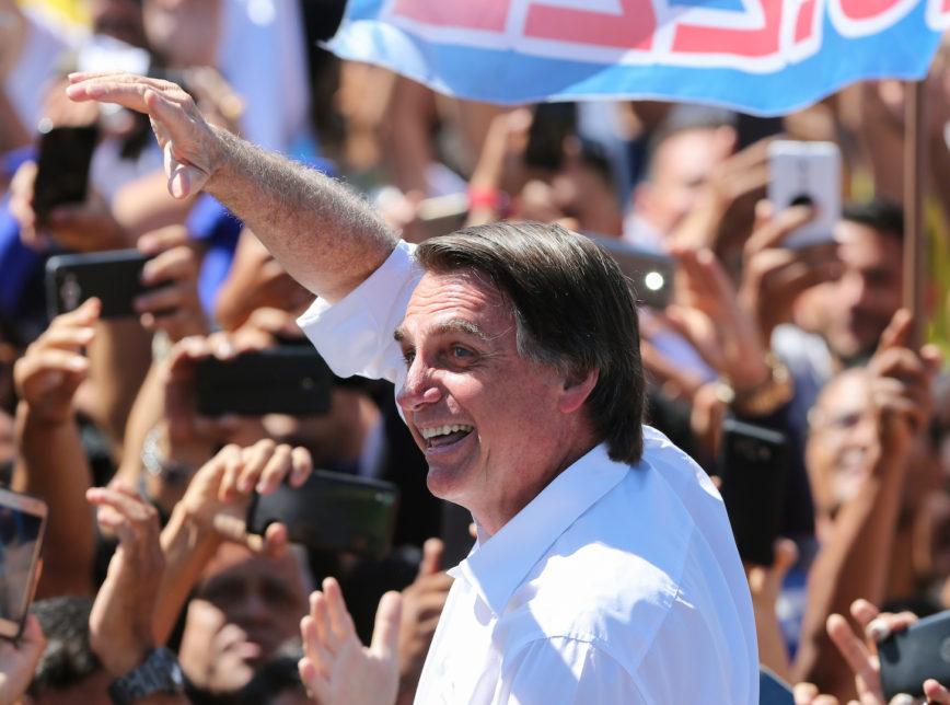 Bolsonaro JairBolsonaro Carreata Ceilandia 1 868x644 1 - BOLSONARO NO PLANALTO: leia o cronograma detalhado da posse presidencial