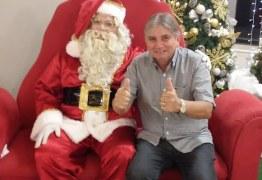 Consumo interno: Papai Noel também foi aluno do Professor União