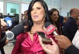 OUÇA: Vice governadora reeleita Lígia Feliciano diz que 'trabalho continua' em 2019
