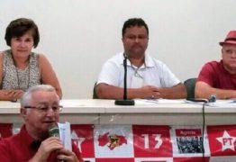 Debandada no PT paraibano, na sua fundação, não abalou Lula
