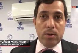 Gervásio Maia garante funcionamento da ALPB durante recesso – VEJA VÍDEO