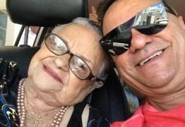ADEUS, DONA JOANINHA: Mãe do jornalista Gutemberg Cardoso faleceu nessa quinta em Cajazeiras