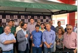 """É uma nova cidade dentro de Campina"", diz ministro das Cidades, Alexandre Baldy, sobre Aluízio Campos"