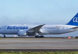 Ligação anônima causou alerta por suposta bomba em voo Assunção-Madri