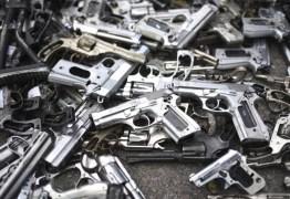 PESQUISA DATAFOLHA: 61% dos brasileiros defendem que posse de armas seja proibida