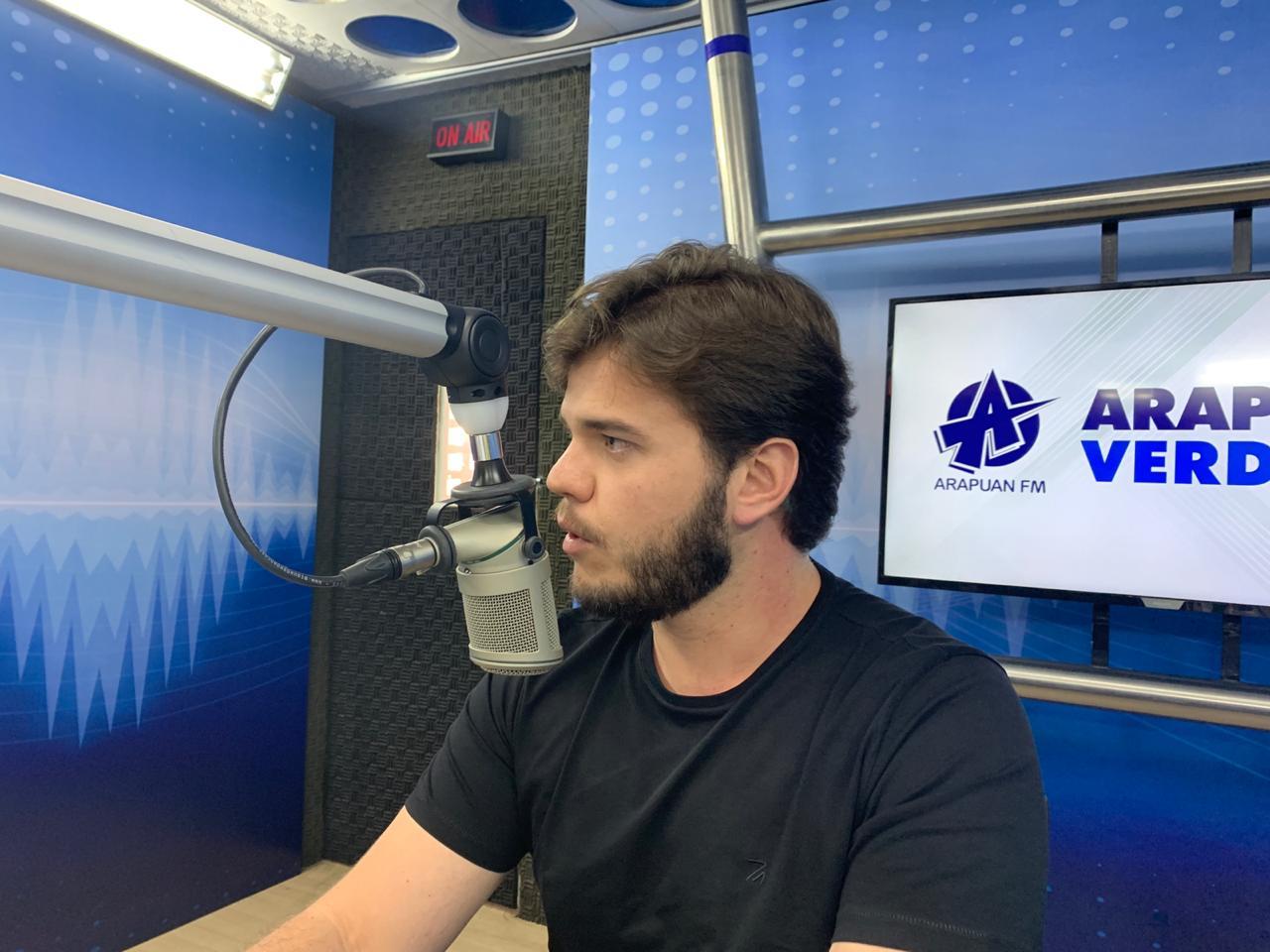 bruno cunha lima arapuan verdade - 'Temos compreensões diferentes do que é fazer política', afirma Bruno Cunha Lima sobre Manoel Júnior