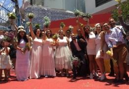 ONG promove casamento coletivo LGBT para garantir direito antes do governo Bolsonaro