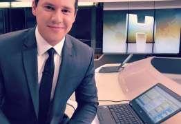 Dony De Nuccio tem nome incluído na lista de apresentadores do Jornal Nacional