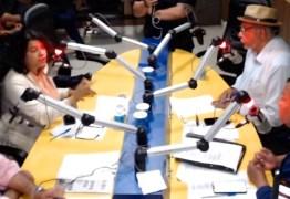 'PARA 2020 EXISTE UM NOME LEGÍTIMO QUE SE CHAMA RICARDO COUTINHO' Estela coloca nome do Governador para prefeitura da capital: VEJA VÍDEO