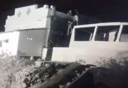 VEJA VÍDEO: Detentos fogem pelo telhado do presídio de Picuí